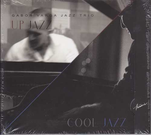 Varga Gabor Jazz Trio: Up Jazz / Cool Jazz   【予約受付中】