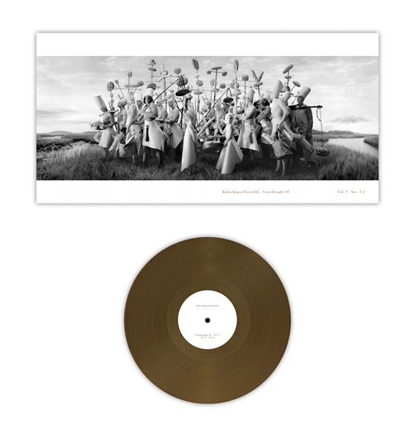Kuba Kapsa Ensemble: Vantdraught 10 Vol.1(LP - Bronze Vinyl) 【予約受付中】