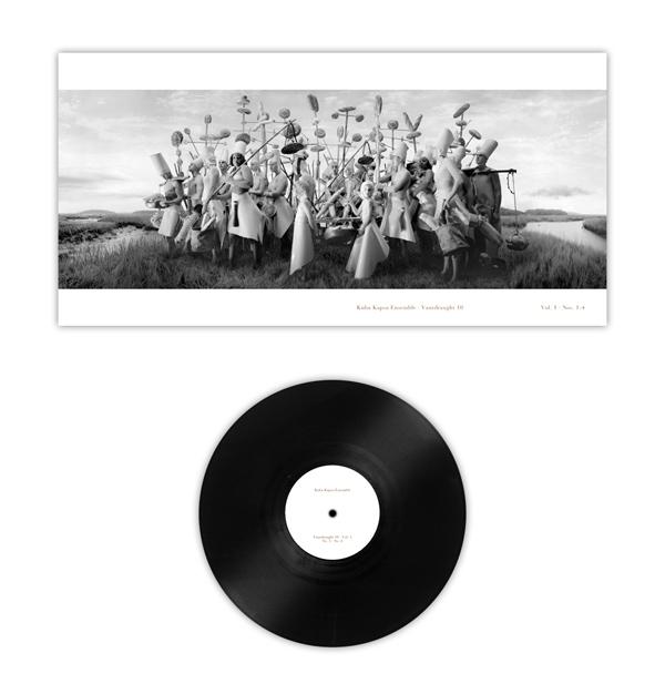 Kuba Kapsa Ensemble: Vantdraught 10 Vol.1 (LP)