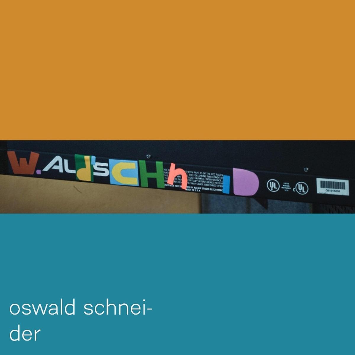 Oswald Schneider: wald schneid