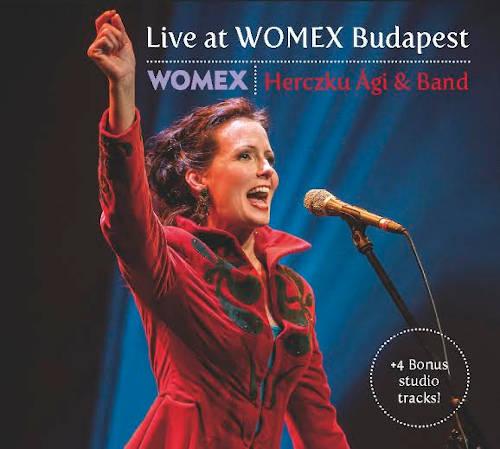 Herczku Agnes: Live At Womex Budapest 【予約受付中】