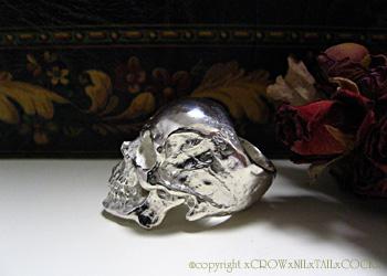 スカルリング IESOD Silver925