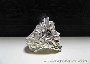 マリアリング Silver925 K18