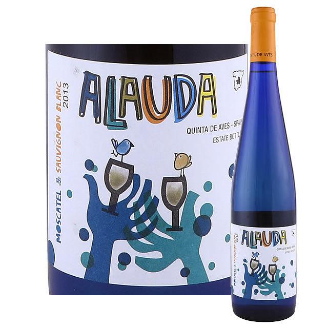アラウダ ビノ・デ・ラ・ティエラ・デ・カスティーリャ ブルー・ボトル 2013