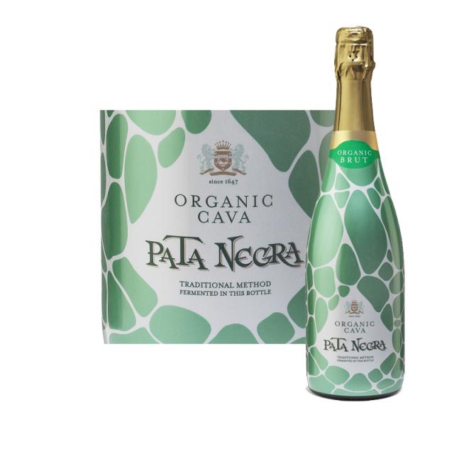 パタ・ネグラ ブルット オーガニック アントニオ・ガウディ・ボトル カバ