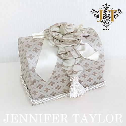 【送料無料】ジェニファーテイラー Jennifer Taylor トランク型ボックスL・Lumina