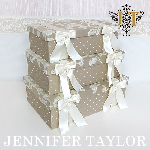 【送料無料】ジェニファーテイラー Jennifer Taylor BOX3Pセット・Heirloom