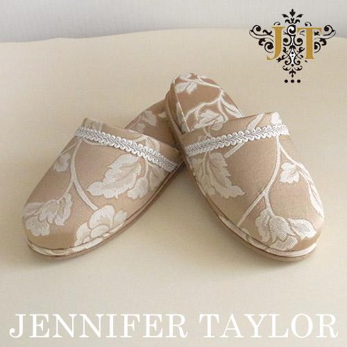 【P10倍】ジェニファーテイラー Jennifer Taylor ルームシューズ(スリッパ)(ユニセックス)・Heirloom