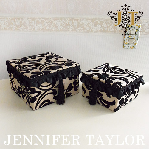 【送料無料】ジェニファーテイラー Jennifer Taylor BOX2Pセット・Yorke