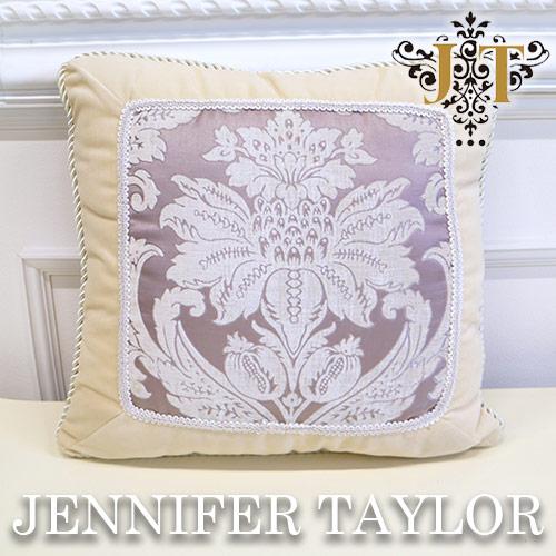 【ポイント2倍 6月】ジェニファーテイラー Jennifer Taylor クッション・Haricotrouge-RS