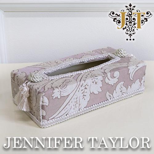 ジェニファーテイラー Jennifer Taylor ティッシュボックス・Haricotrouge-RS