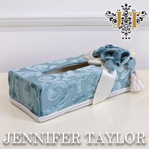 【P10倍】ジェニファーテイラー Jennifer Taylor ティッシュボックス・Winston
