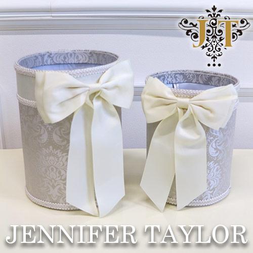 【送料無料】ジェニファーテイラー Jennifer Taylor ダストBOX2Pセット・Haruno-Gray