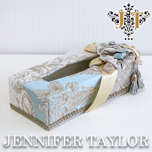 ジェニファーテイラー Jennifer Taylor ティッシュBOX Capri
