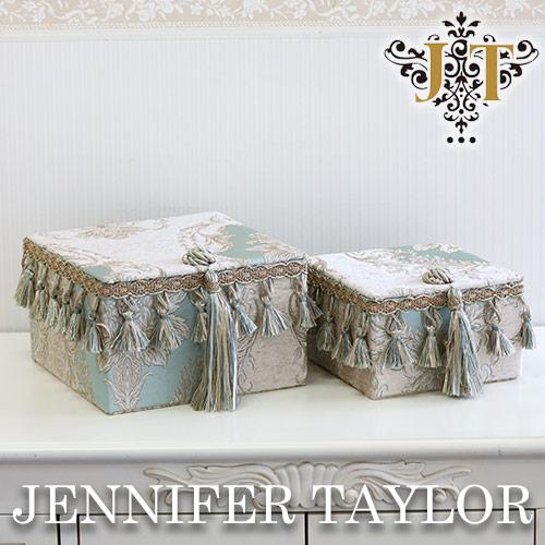 【P5倍】【送料無料】ジェニファーテイラー Jennifer Taylor BOX2Pセット Capri