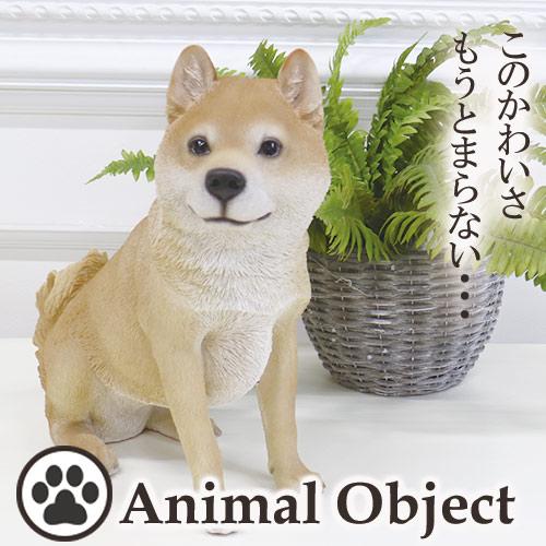犬の置物,柴犬