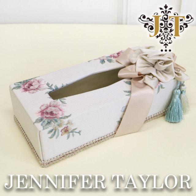 ジェニファーテイラー,Jennifer Taylor,ティッシュボックス,Petit Trianon