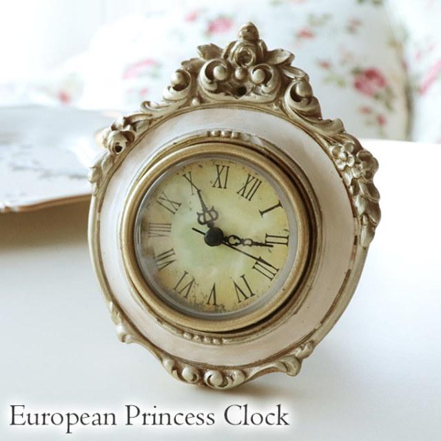 置き時計,置時計,ロココ調,アンティーク調