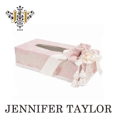 ティッシュケース,ティッシュボックス,ティッシュカバー,ピンク,おしゃれ,ヨーロピアン,ジェニファーテイラー,Jennifer Taylor,Leone