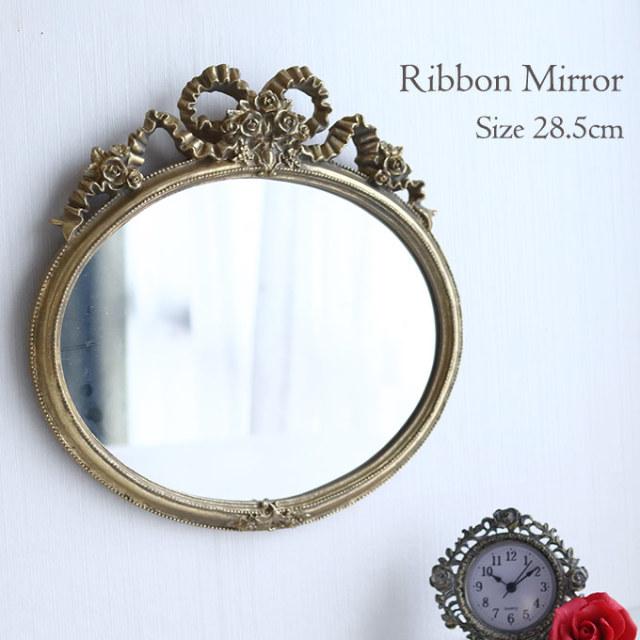 ウォールミラー,鏡,壁掛け,アンティーク,ゴールド