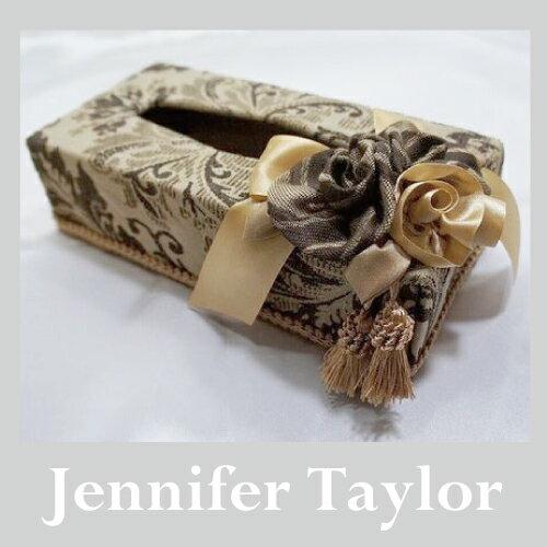 【送料無料】ジェニファーテイラー Jennifer Taylor ティッシュBOX・Broderick