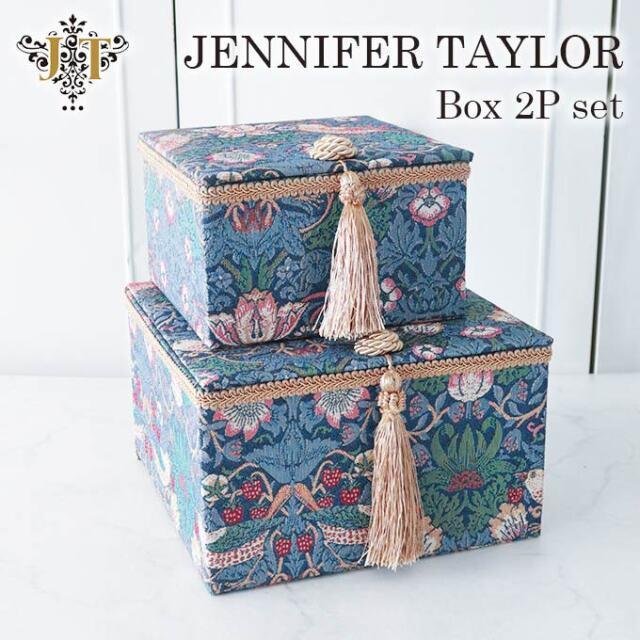 ジェニファーテイラー,BOX2Pセット,イチゴ泥棒