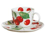 【P10倍】イタリア食器TAITU(タイツー) コーヒー/ティー C/Sフルーツ