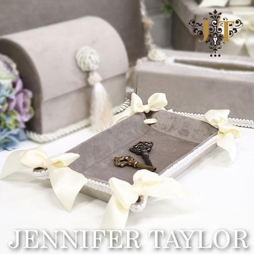 【ポイント10倍 9月】ジェニファーテイラー Jennifer Taylor トレイ-Velours-GB