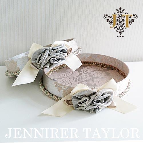 【P10倍 1/31 11:59まで】ジェニファーテイラー Jennifer Taylor トレイ2Pセット・Lorraine-SL