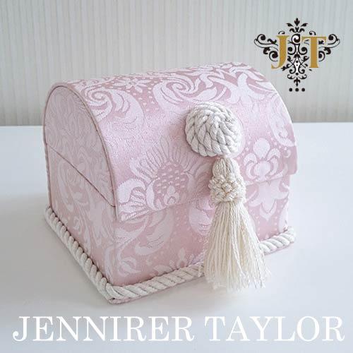 【12月限定 P10倍】ジェニファーテイラー Jennifer Taylor トランク型ボックスS・Haruno