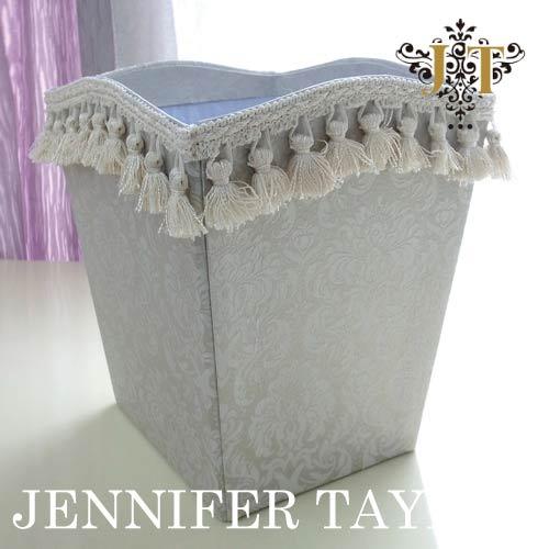 【送料無料】ジェニファーテイラー Jennifer Taylor ダストボックス・Haruno-Gray