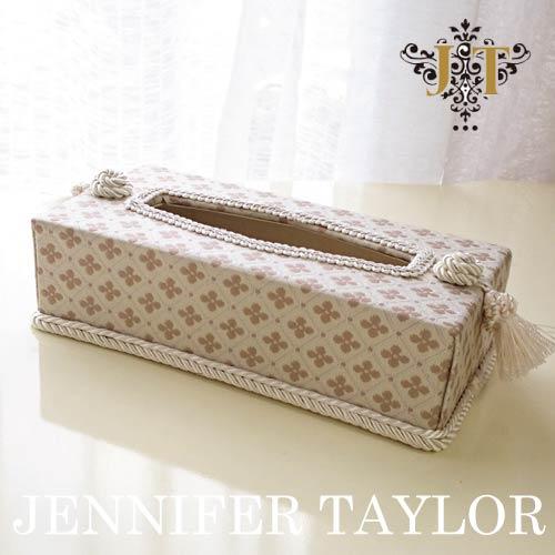 【送料無料】ジェニファーテイラー Jennifer Taylor ティッシュBOX・Lumina