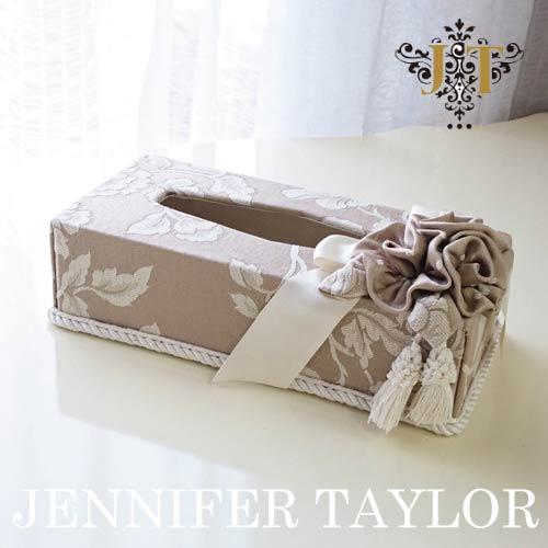 【P10倍 1/31 11:59まで】ジェニファーテイラー Jennifer Taylor ティッシュBOX・Heirloom