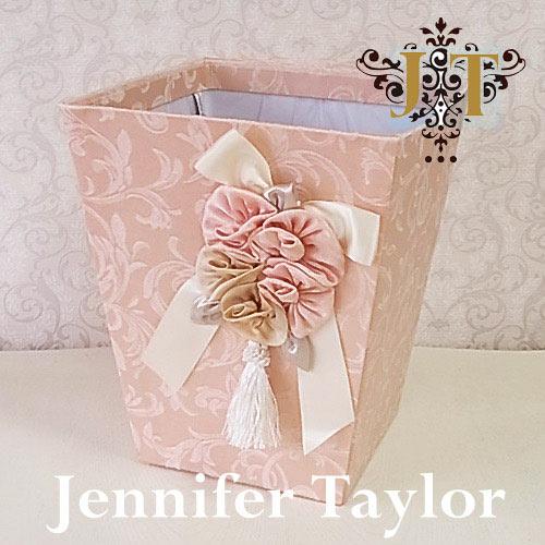 【8月限定 P10倍】ジェニファーテイラー Jennifer Taylor ダストBOX・Florence(PK)