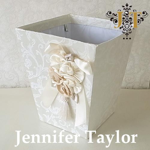 ジェニファーテイラー Jennifer Taylor ダストBOX・Florence(WH)