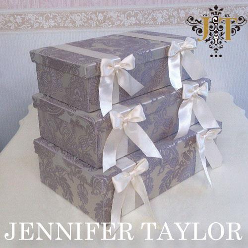 【送料無料】ジェニファーテイラー Jennifer Taylor BOX3Pセット・Hermosa-lavender