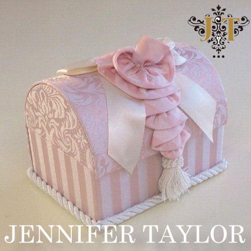 【12月限定 P10倍】ジェニファーテイラー Jennifer Taylor トランク型ボックス・Haruno