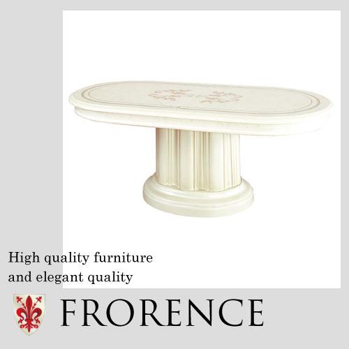 【家財便Cランク】 Saltarelli FLORENCE~ フローレンス~センターテーブル