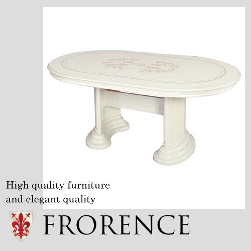 【送料無料・開梱設置付き】 Saltarelli FLORENCE~ フローレンス~ダイニングテーブル