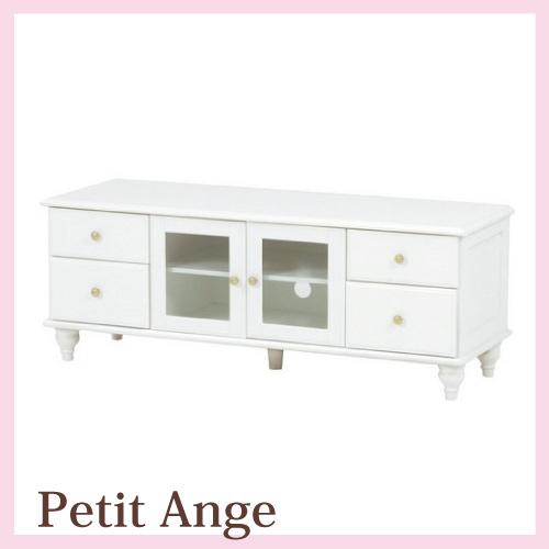 【送料無料】 Petit Ange~プティ・アンジュ~ テレビ台(TVボード)
