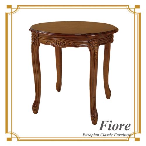 【送料無料】 ヨーロピアンクラシックスタイル Fiore~フィオーレ~ ラウンドテーブル