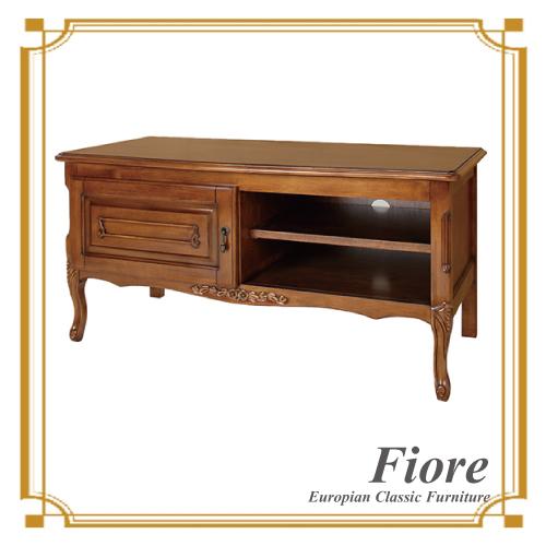 【送料無料】 ヨーロピアンクラシックスタイル Fiore~フィオーレ~ TVボード