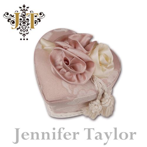 ジェニファーテイラー Jennifer Taylor ハートボックス(ジュエリーボックス)(Harmonia)