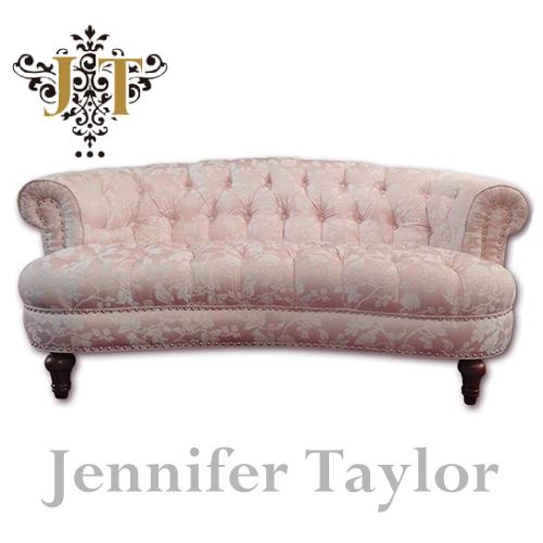 【送料無料・開梱設置付き】 ジェニファーテイラー Jennifer Taylor 3シーターソファ(3Pソファ)・Harmonia