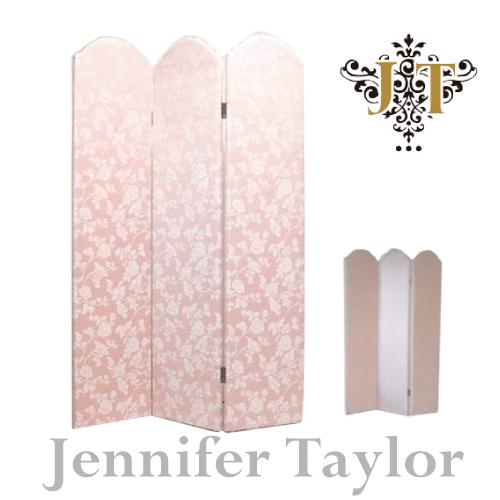 【送料無料】ジェニファーテイラー Jennifer Taylor スクリーン(衝立・3面)・Harmonia