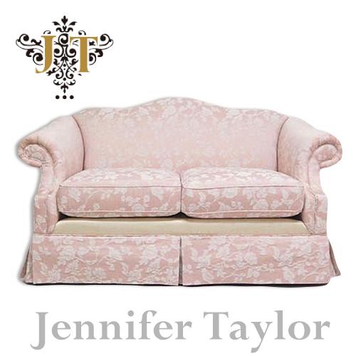 【送料無料・開梱設置付き】 ジェニファーテイラー Jennifer Taylor ラブソファー(2Pソファ)・Harmonia