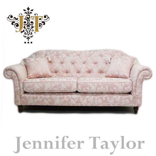 【送料無料・開梱設置付き】 ジェニファーテイラー Jennifer Taylor 3シータソファ(3Pソファ)・Harmonia