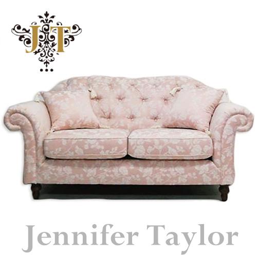 【送料無料・開梱設置付き】 ジェニファーテイラー Jennifer Taylor 2シーターソファ(2Pソファ)・Harmonia