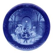 Royal Copenhagen Year Plate ロイヤルコペンハーゲン イヤープレート 1990年(平成2年)