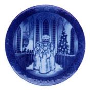 Royal Copenhagen Year Plate ロイヤルコペンハーゲン イヤープレート 1991年(平成3年)